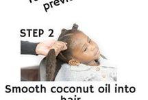 Kids natural hair