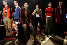Jonathan Saunders Otoño-Invierno 2014 / El diseñador presentó una propuesta dominada por la variedad de colores, texturas y formas, donde las prendas estampadas y los zapatos con suela de color también tuvieron cabida.