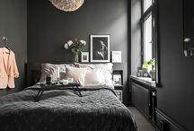 Bedroom Feeling / Hej! Här kommer lite bilder om vilken känsla jag vill att sovrummet ska förmedla.