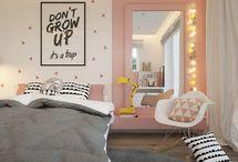 pokój dziewczyn