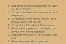 Mindfulness & Motivation Quotes