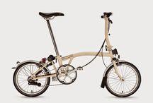Foldable Bikes - Brompton