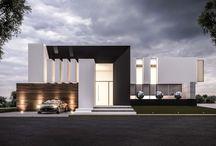 Fațade moderne
