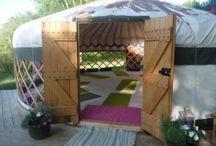 Yoga Yurts