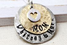 Mother's Day Gifts / Unique, custom Mother's Day gifts from our Etsy shop @loveitpersonalized.