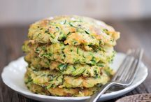 GF (Paleo) Vegetable Fritters
