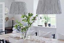 Drömhemmet Tine K  / Drömmen om ett vitt hem inrett med Tine K