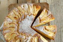 torta con farina di mais e ricotta