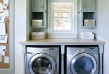 Laundry Room / by Whitlow Fam