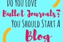 Blogging Tips: Starting a Blog