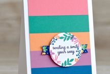 2016-2018 In Colors Stampin' Up!