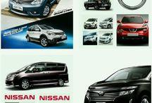 Di jual ALL Type NISSAN Mobil