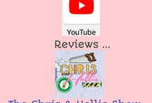 YouTube Channel Reviews