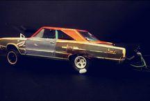 Gasser 1/24 Dodge Charger
