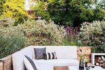 Outdoor Seating Area Design Inspiration