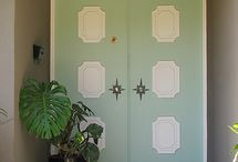 Buildmumahouse front door / Looking for a modern classy front door for her new house with a fuss free door handle