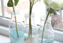 Dekorace sklenic