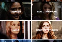 Teen wolf girls