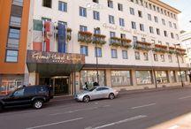 Grand Hotel Europa / Scopriamo insieme il Grand Hotel Europa, una realizzazione firmata Concreta! www.blog.concretasrl.com/grand-hotel-europa/ - www.concretasrl.com/view/progetti/hotel-europa-tyrol