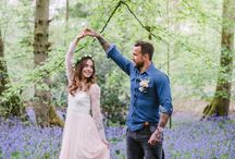 Magical Woodland Wedding Inspiration - Love My Dress