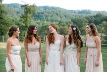 Bridesmaids Inspirations