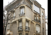Hôtel Guimard [1909]- Paris XVIe architecte: Hector Guimard [1867-1942]