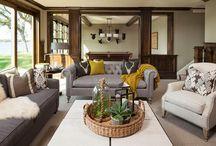 Living Room / by Jamie Vidinich