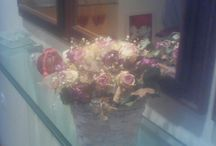 dried flowers / Capture the roses perfume