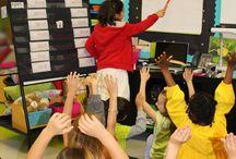 klasserom og undervisningssystemer