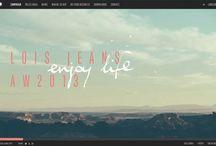 web design / tout les sites de web design qui me font réver!