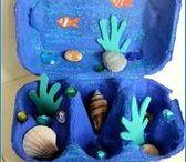 Activités océan mers poissons...taf