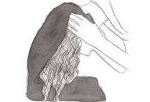 asciugare i ricci