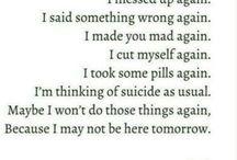 Things I feel