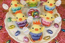 Húsvét dekorációk