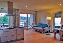 Ferienwohnung am See / Moderne, exklusive Ferienwohnungen direkt am See im Chiemgau