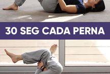 Exercícios para nervo ciático