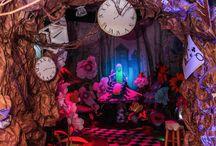 Alice in Wonderland / Nothing is impossible in Wonderland