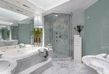 bathroom ideas / by Laurie Nowak