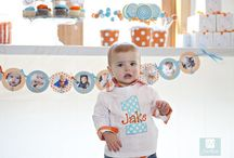 Number and Name Birthday Shirts