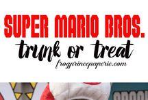 fiesta de Mario Cars