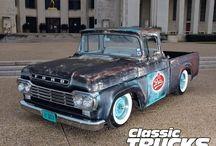 Ford 55 / Ideas para Restauracion camioneta