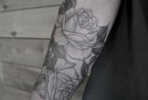 Black and gray tattoos / Black and gray tattoos by inkstylemag.com