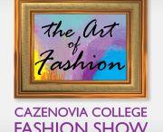 2016 Fashion Show / Cazenovia College 43rd Annual Student Fashion Show / by Cazenovia College