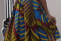 Imprimés Africains