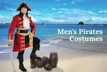 Men's Pirates Costumes