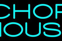 Chophouse Neon Signs