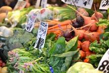 Market fresh / Beautiful farmers' market finds