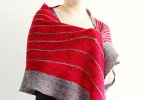 Knitting Inspiration: Cowls, Scarves and Shawls