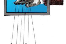 caricatura crítica jaomix