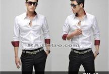 Kemeja Putih Korean Style Paling Trendi